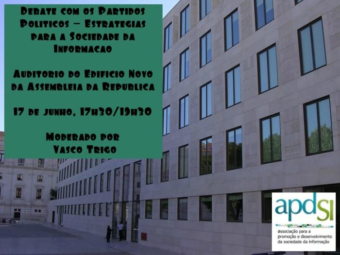10-06-15 APDSI_Debate com partidos politicos