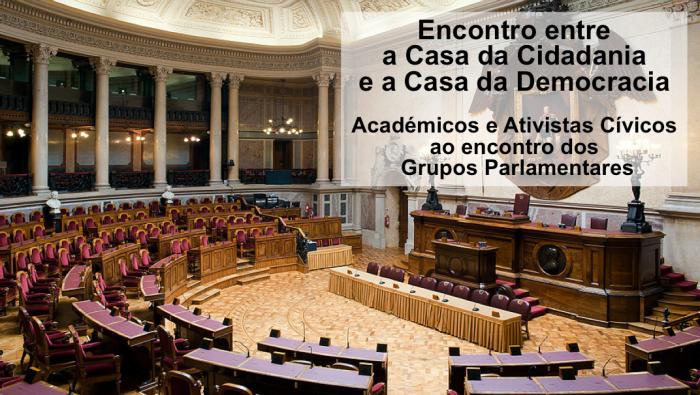 Conferencia Sala do Senado