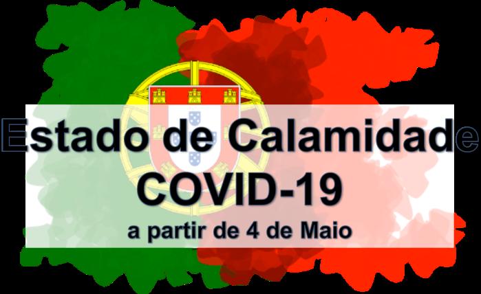 Estado de Calamidade Covid 19