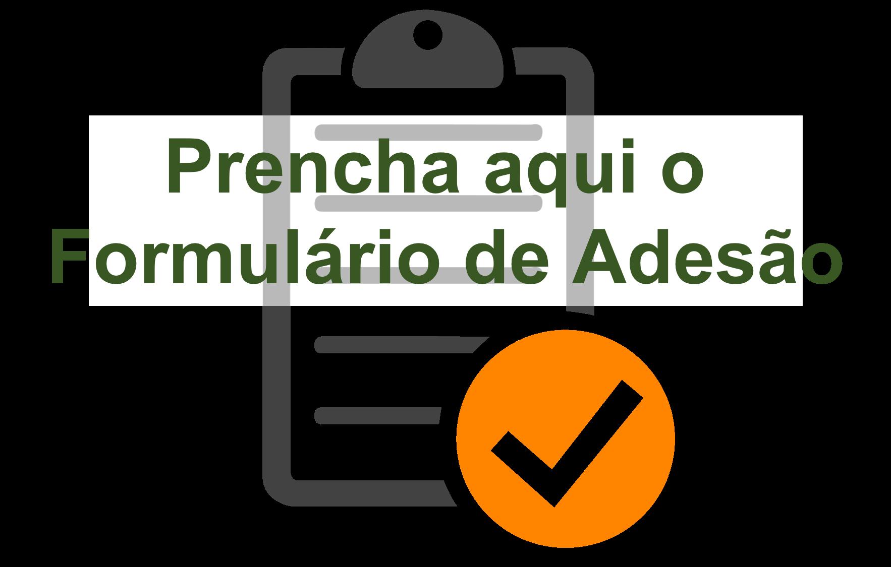 Formulario de Adesão PASC